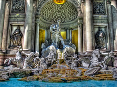 The Forum Shops Cesar Palace Fountain HDR (Omar Lanzetti Photography) Tags: lasvegas hdr top20colorpix