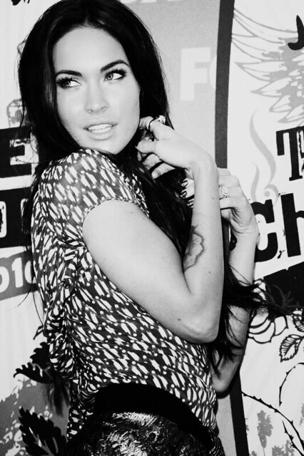 Megan Fox by xoImaRoyalPainox