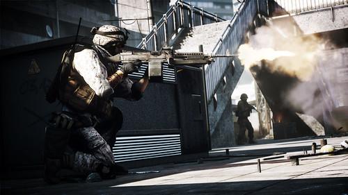 Battlefield 3 Cover