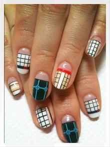 prada nails