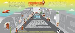 "Infografia | CoolHunters ""Cazadores de tendencias"" (lanniblue) Tags: infografia coolhunters cazadoresdetendcias"
