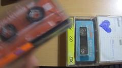 eski kasetler
