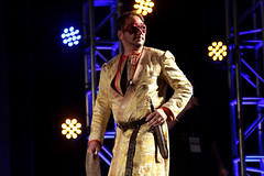 Oberyn Martell cosplayer (Gage Skidmore) Tags: oberyn martell cosplay cosplayer con thrones game hbo 2017 gaylord opryland resort convention center nashville tennessee