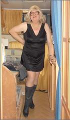2017 - 05 - Karoll  - 187 (Karoll le bihan) Tags: femme feminization feminine travestis tgirl travestie travesti transgender effeminate transvestite crossdressing crossdresser travestisme travestissement féminisation crossdress lingerie escarpins bas stocking pantyhose stilettos highheel collants strumpfhosen
