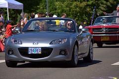 Parade Cars (swong95765) Tags: parade cars road ladies people mainstreet
