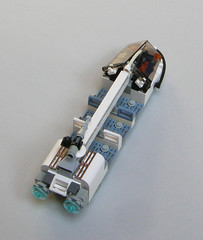 Old MOCs (space_e) Tags: old spaceship spaceships moc bluengray