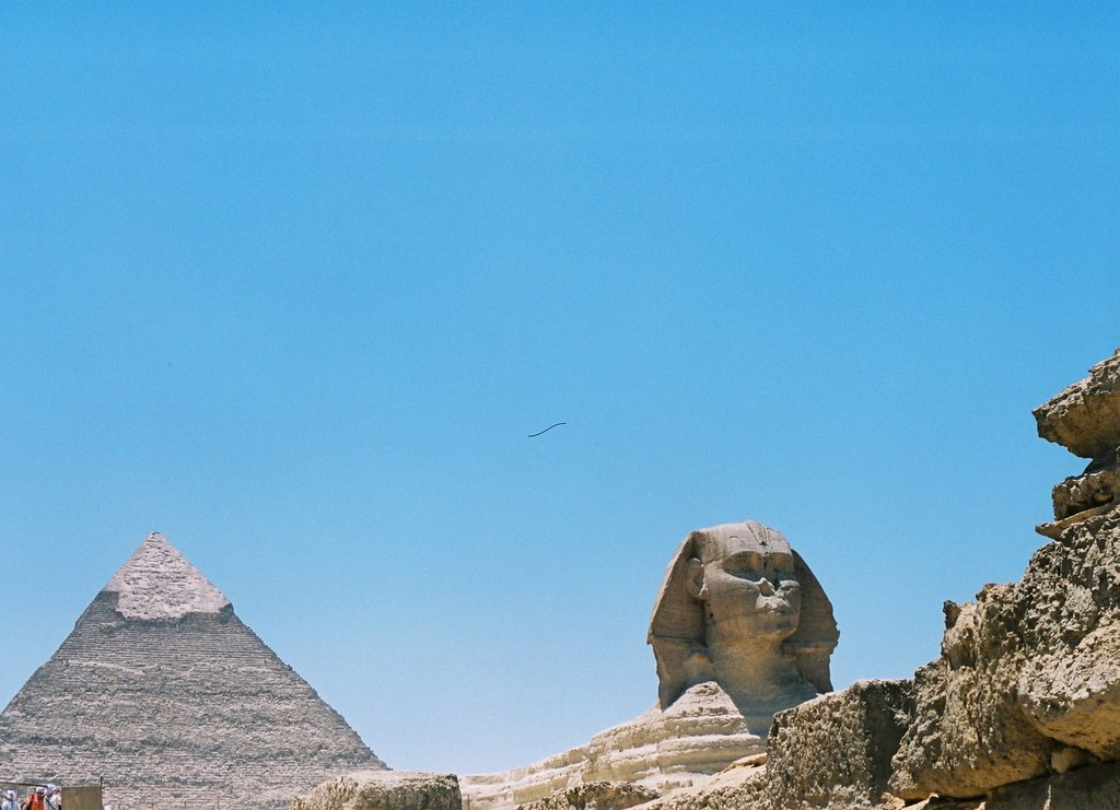 人面獅身像(Sphinx), on Flickr