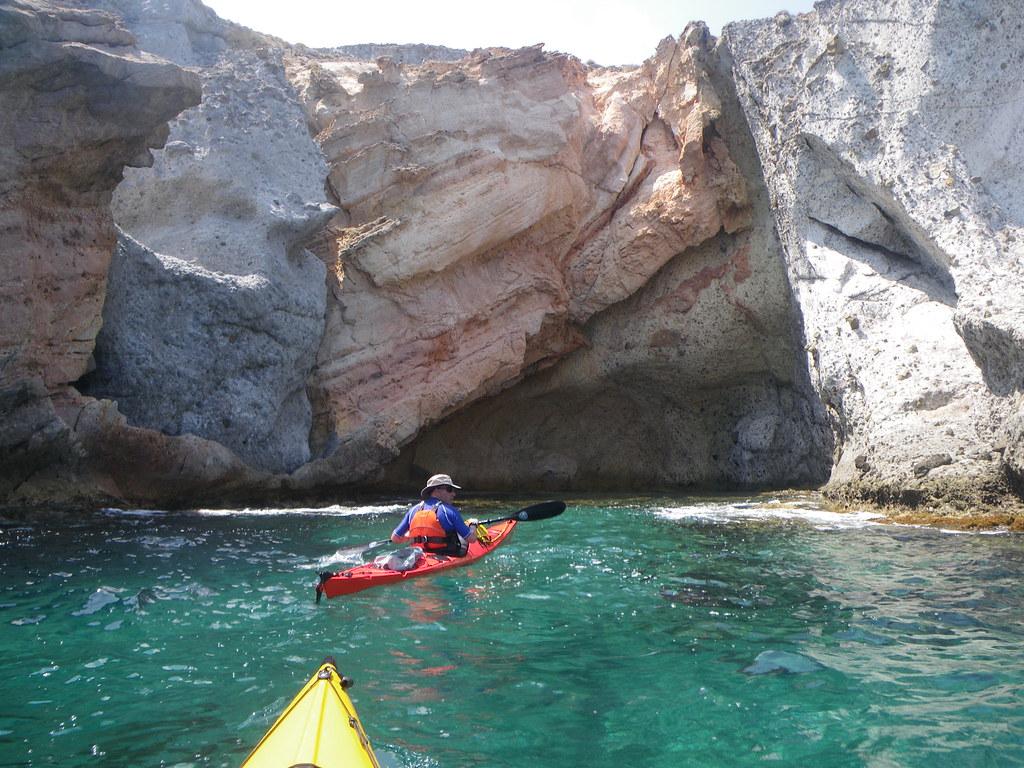 Cabo de Gata en kayak 179