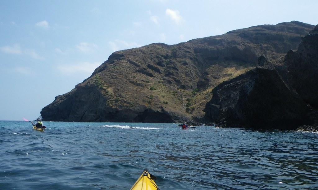 Cabo de Gata en kayak 214
