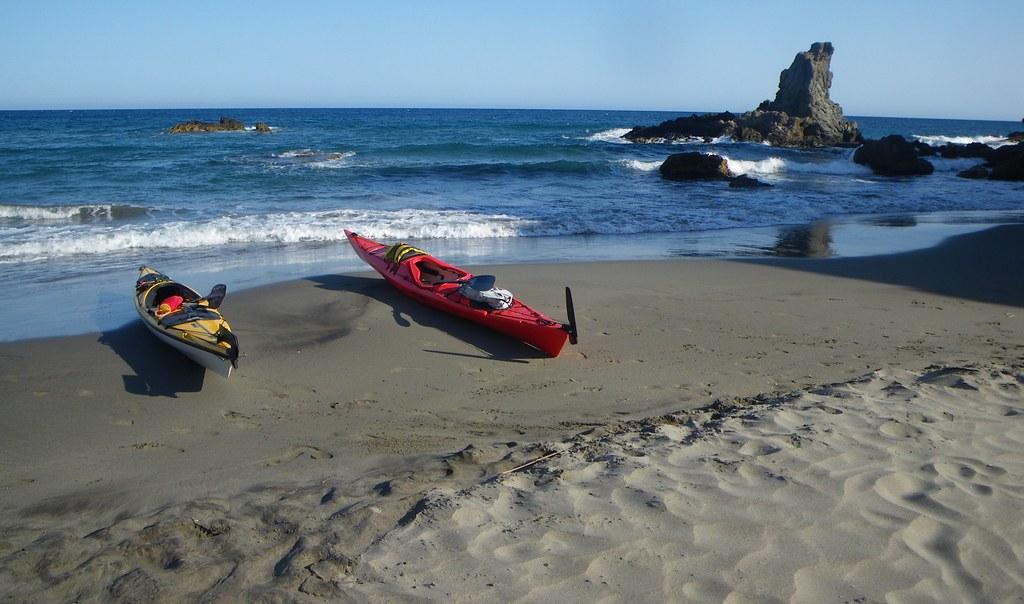Cabo de Gata en kayak 557