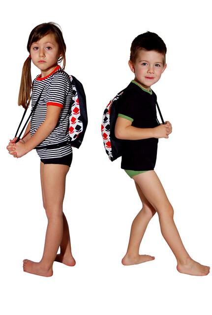 Moda infantil verano 2010, ropa para niños de L' Asticot