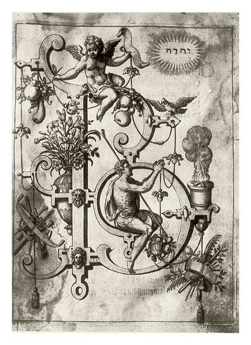 003-Letra B- Abel en oracion-Neiw Kunstliches Alphabet 1595- Johann Theodor de Bry