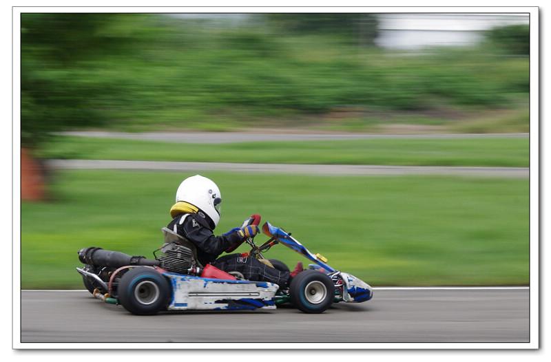 Go Kart 追焦練習