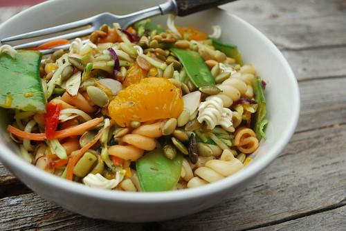 Asian Pasta Salad 1