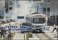MTA_722 (Metro Transportation Library and Archive) Tags: event lightrail specialevents rtd scrtd southerncaliforniarapidtransitdistrict railexterior metrorailblueline