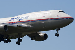 9M-MPL - 28428 - Malaysia Airlines - Boeing 747-4H6 - 100617 - Heathrow - Steven Gray - IMG_5298