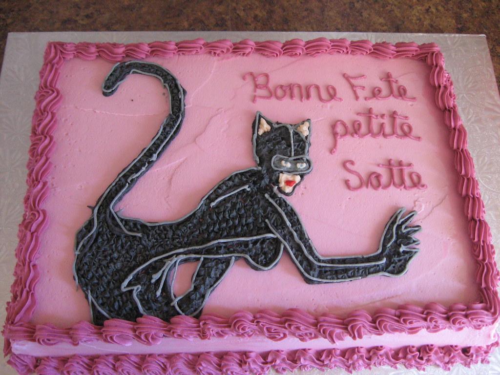 Gateau Catwoman Cake Les Gateaux De So Tags T
