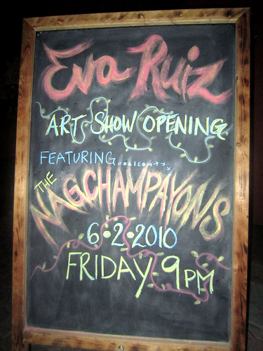 Eva Ruiz @ Mystic Water Kava Bar