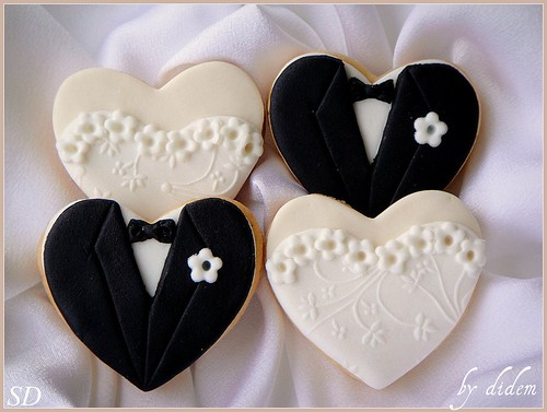 WEDDİNG COOKİE