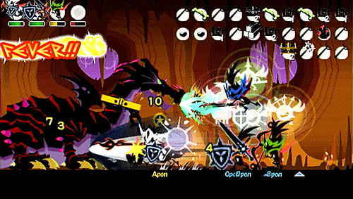 Patapon 3 for PSP