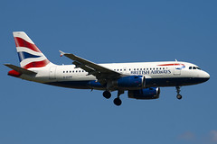 G-EUPF - 1197 - British Airways - Airbus A319-131 - 100617 - Heathrow - Steven Gray - IMG_4494