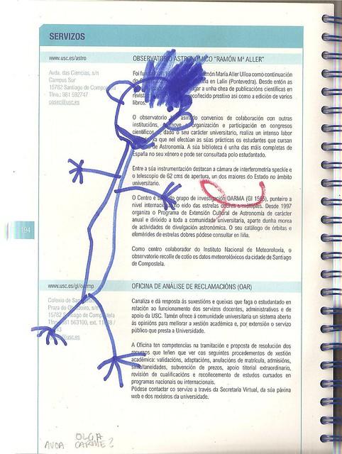 Z, debuxos, Avoa Olga 001