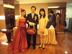 20100516小才小桃結婚了