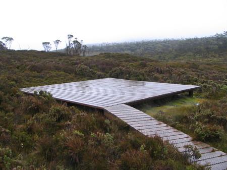 Tenting platform