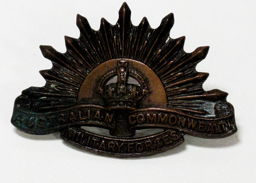 Australian Army Collar Badge $15.50