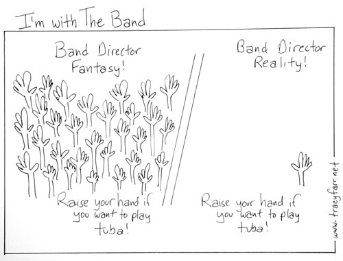 Band Director Fantasy