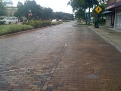 Winter Garden Brick Streets