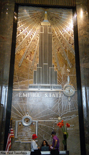 Empire State Bldg Lobby 2