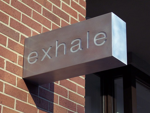 Outdoor Lighted Signs Chicago Channel Letters Backlit