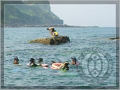 20100704龍洞浮潛夏令營38