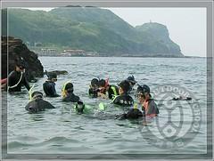 20100704龍洞浮潛夏令營60