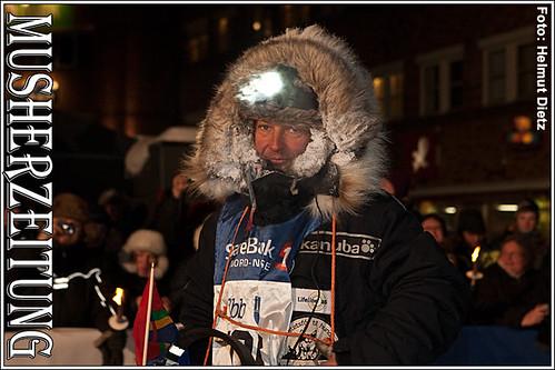 Ralph Johannessen - Finnmarkslopet 2010 - Winner