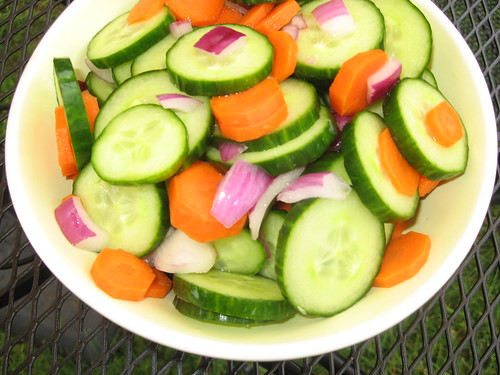 Thai Cucumber Salad 011