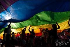 Orgullo - Bandera (Tabaré Neira) Tags: madrid gay flag pride bandera 2010 orgullo lgtb tabaré fzfave valaingaur retofez100824