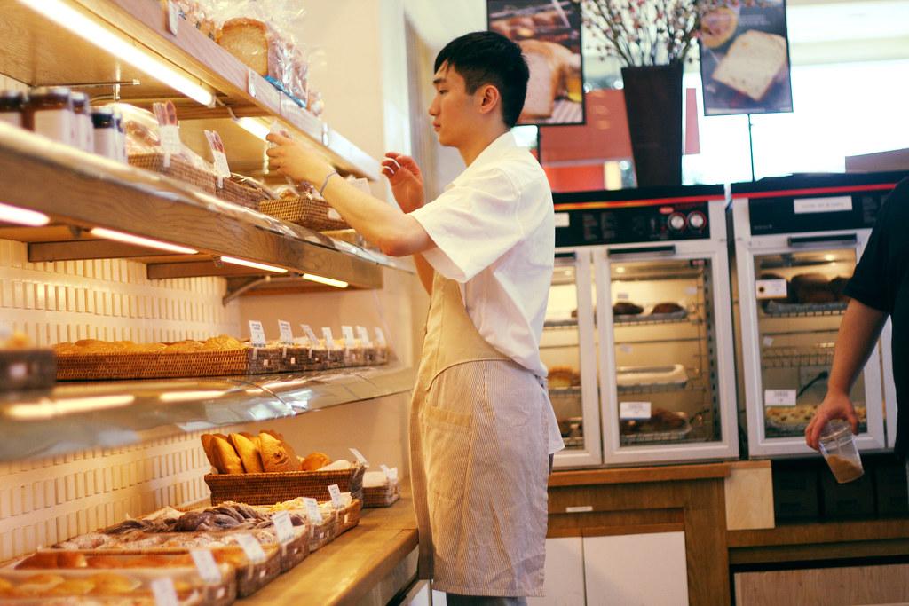 bakery boy