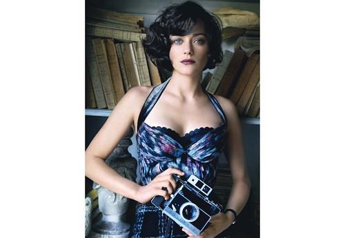 Marion Cotillard Vogue 3