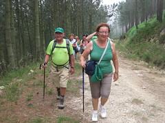 Subida a Monte Castelo 2010