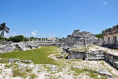 Mexico-7138 - Bye to El-Rey (archer10 (Dennis)) Tags: travel holiday history inca mexico nikon ruins maya yucatan free mayan cancun dennis jarvis elrey 2010 d300 iamcanadian 18200vr 70300mmvr dennisjarvis archer10 dennisgjarvis