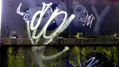a description of graffiti representation of the public lettering or an image scrawled marked painted Graffiti: images that are scratched, scrawled scrawled, painted on property it's any type of markings that appear in simple letters/words to elaborate wall.