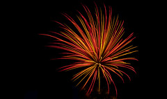The sky's on fire (Smackthatbird) Tags: longexposure holiday night canon virginia fireworks 4th roanoke fourthofjuly independence 4thofjuly fourth independenceday rockymount franklincounty 550d t2i
