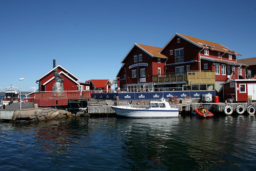 Karingon harbour
