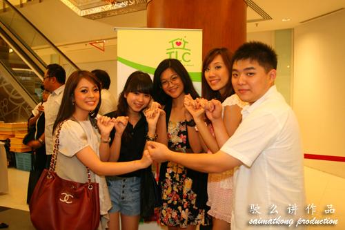 Nuffnang Bloggers Chairty