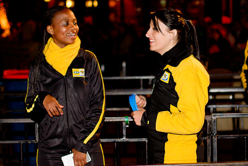 In and around MTN Soccer World Cup Fan Zone