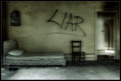 LIAR! (Romany WG) Tags: urban house abandoned beautiful manor explorers exploration liar decayed potters decaying urbex hauntingly