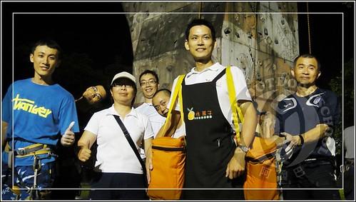 七月QQ杯攀岩賽42