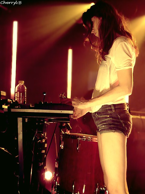 Charlotte Gainsbourg by Cherryl.B